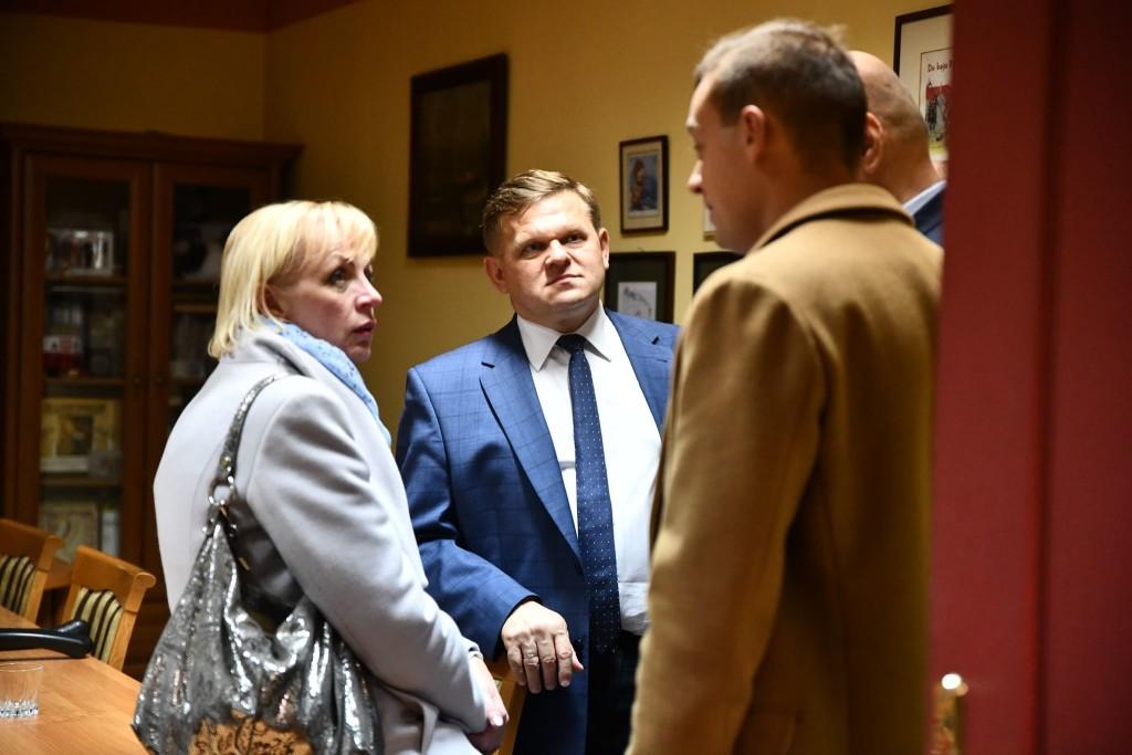 Skurkiewicz: Nie obrażam się na demokrację.