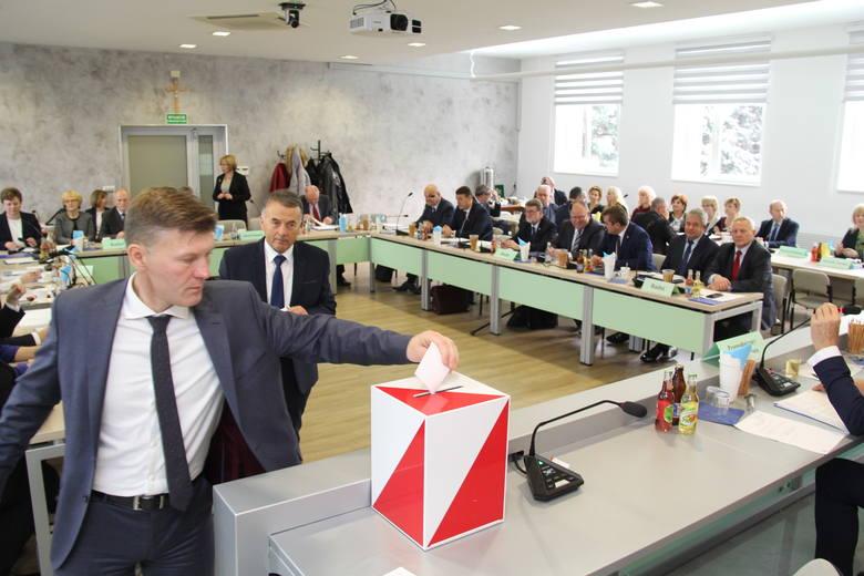 Waldemar Trelka został starostą radomskim