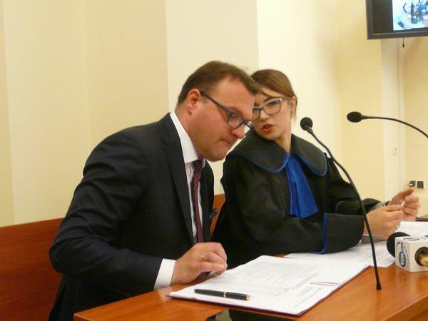 Radosław Witkowski przekonał sąd, ze Skurkiewicz młówił nieprawdę