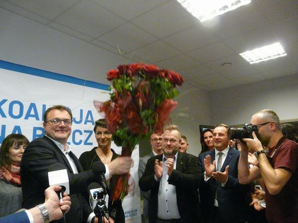Witkowski wygrał reelekcję