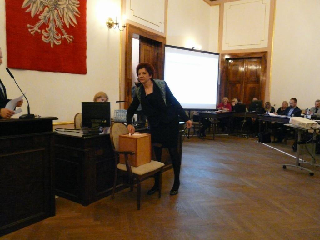 Kandydatura Wioletty Kotkowskiej nie przeszła