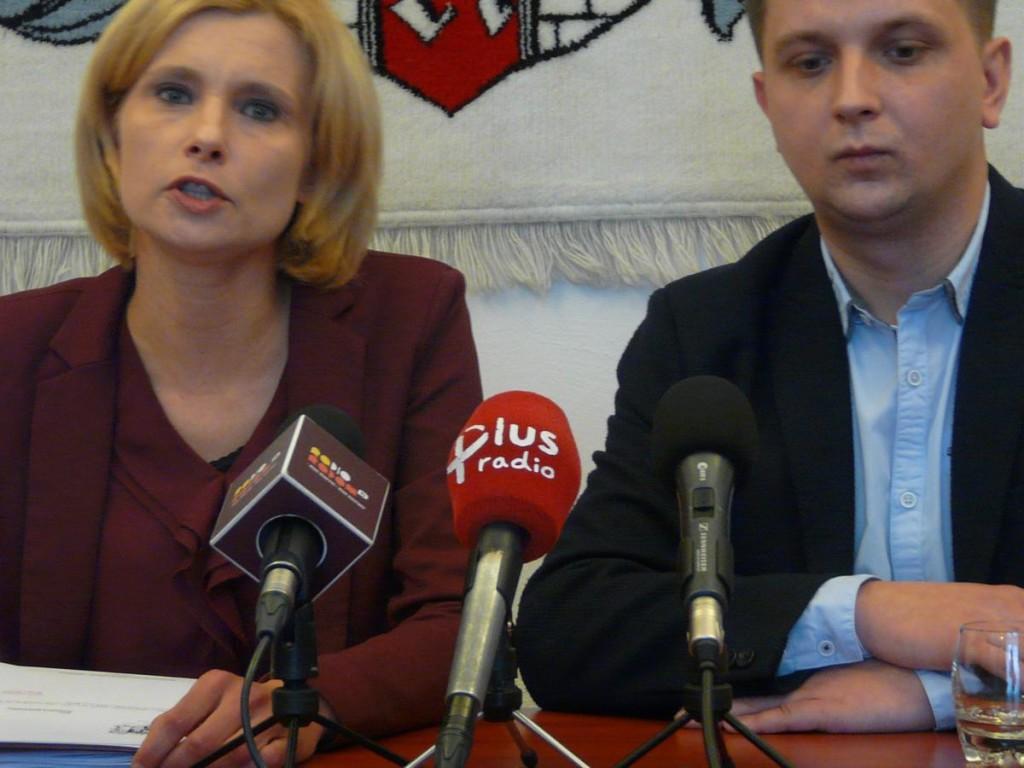 Kinga Bogusz i Karol Gutkowicz