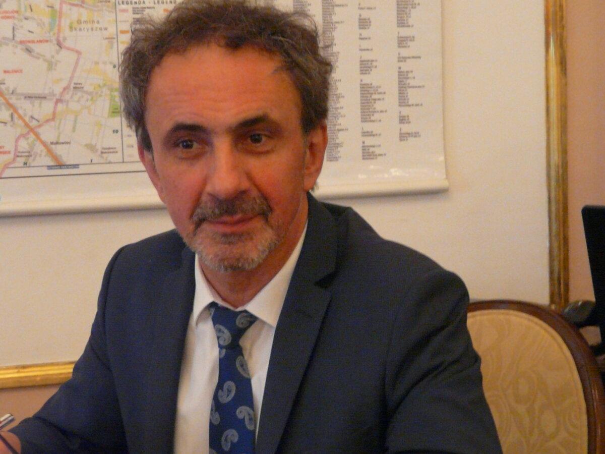 Jarosław Rabenda jest radnym miejskim od grudnia 2018 roku