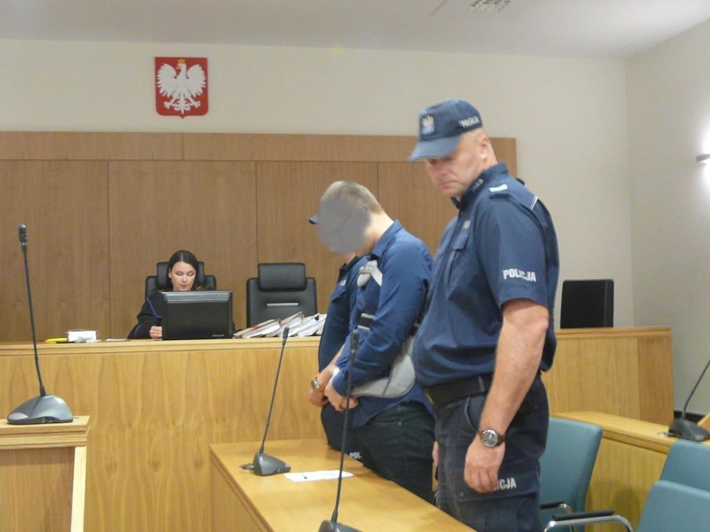 Mateusz D. został skazany w maju 2018 roku