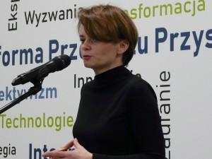 O ulokowaniu siedziby fundacji w Radomiu poinformowała minister Emilewicz