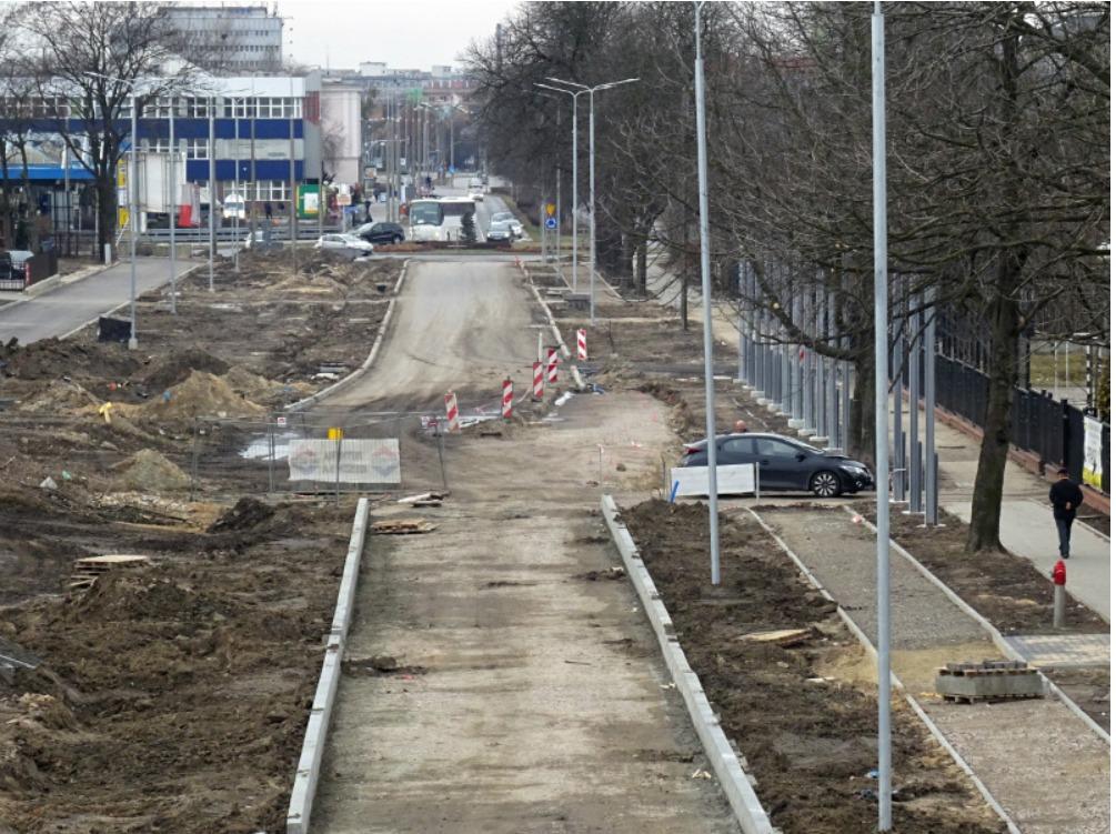 Pieniądze zostaną przeznaczone m.in. na budowę trasy N-S