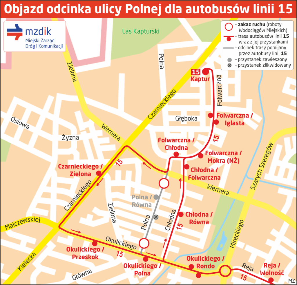 Objazd-Polna-15I