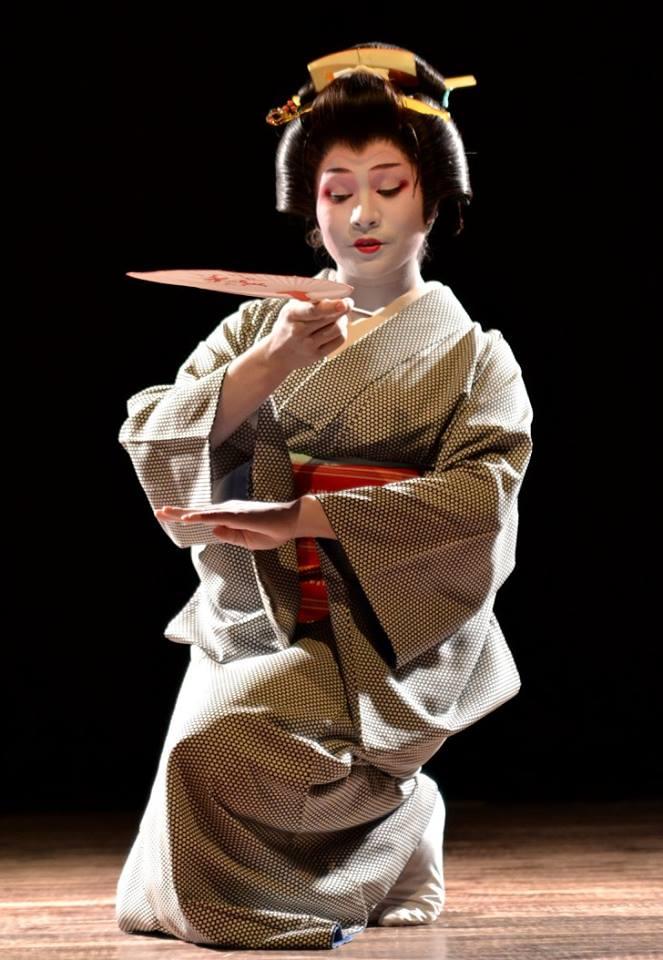 Radomski Kalejdoskop Kulturowy - Japonia, źródło Hana Umeda