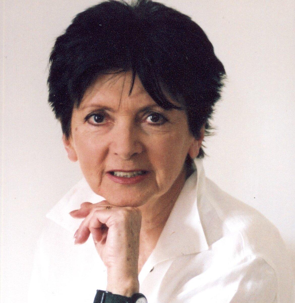 Halina Kunicka (fot. archiwum prywatne)