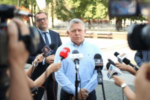 Program obchodów przedstawił m.in. Przemysław Bednarczyk