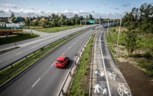 Screenshot_2019-09-19 Ciąg pieszo-rowerowy na Prędocinku oddany do użytku(5)