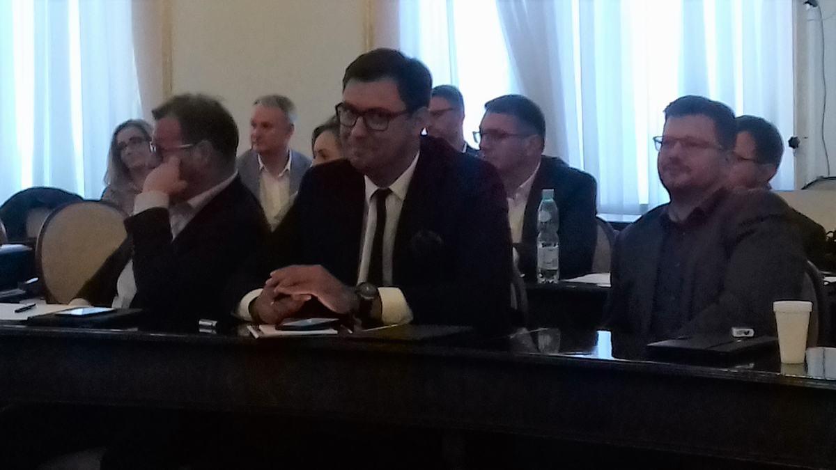 """Konrad Fryszak interesował się """"siódemką"""" w granicach miasta jeszcze jako wiceprezydent Radomia"""
