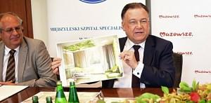 Marszałek Adam Struzik (fot. mazovia.pl)