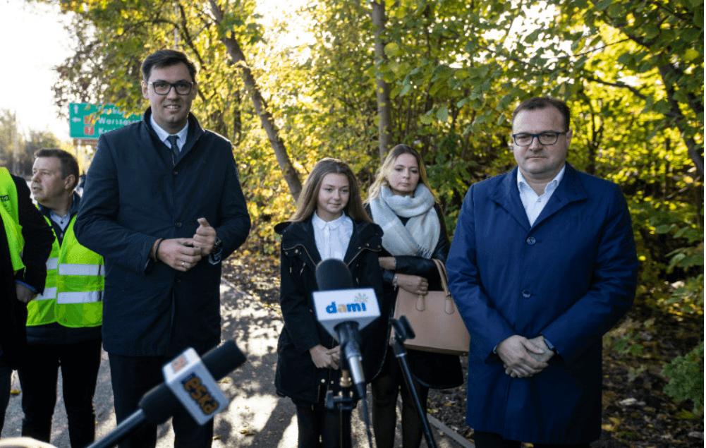Screenshot_2019-10-11 Małcużyńskiego gotowa, czas na Szydłowiecką(3)