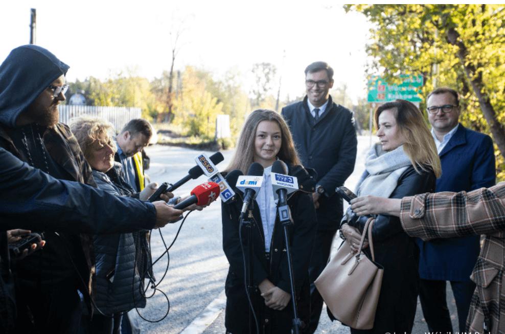 Screenshot_2019-10-11 Małcużyńskiego gotowa, czas na Szydłowiecką(6)