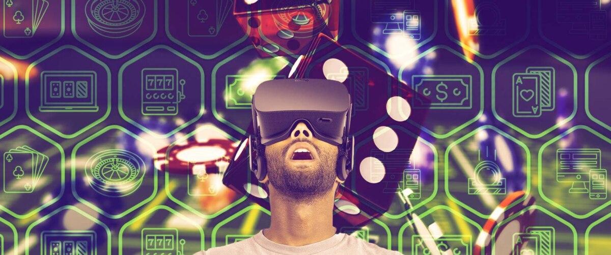 VR in online casino