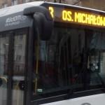 Autobusy komunikacji miejskiej mogą być opóźnione