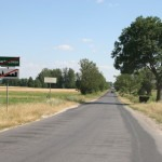 droga powiatowa 3516W Bartodzieje-Jastrzębia