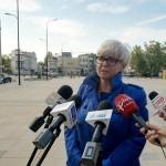 Joanna Kluzik-Rostkowska dziękowała wyborcom
