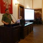 Bartosz Bednarczyk po raz kolejny musiał przekonywać radnych PiS