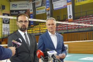 O sytuacji poinformowali Mateusz Tyczyński i Grzegorz Janduła
