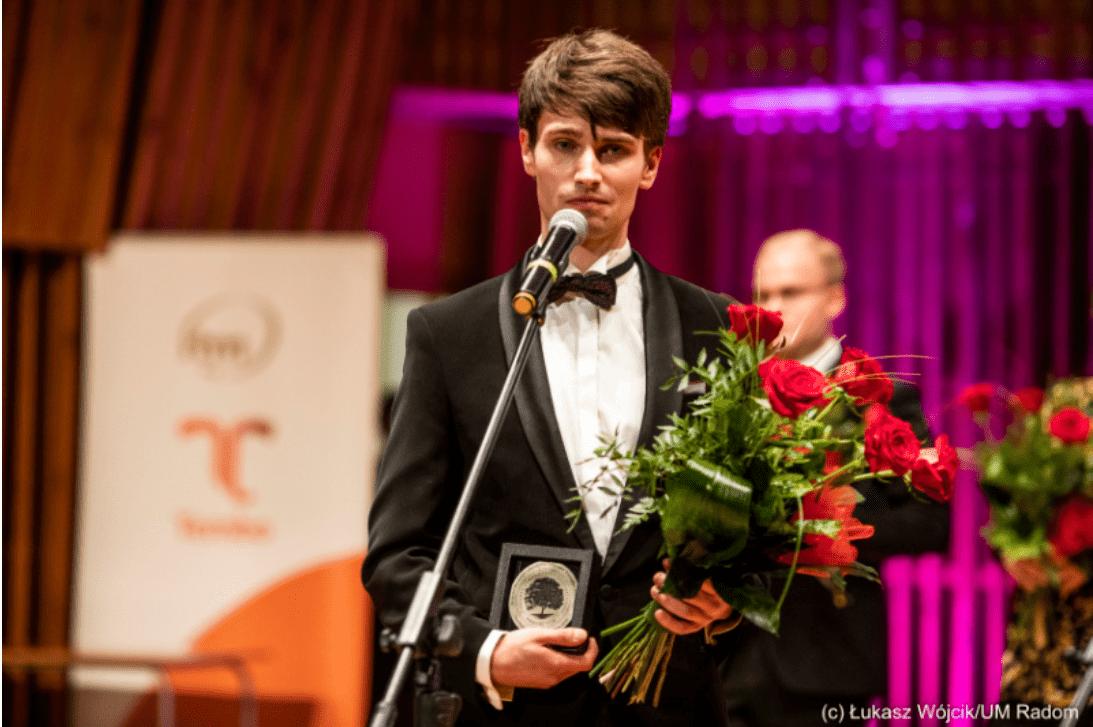 Konkurs Arboretum wygrał Michał Ziółkowski