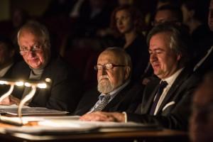 Głównym jurorem jest Krzysztof Penderecki (fot. archiwum)