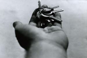 Robakowski z cyklu Rejestracje (klucze)