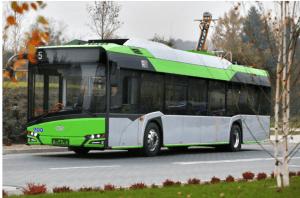 Takie elektryczne autobusy pojawią się w połowie roku w Radomiu