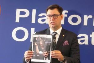 Konrad Frysztak: Tak posłowie PiS traktują Polaków