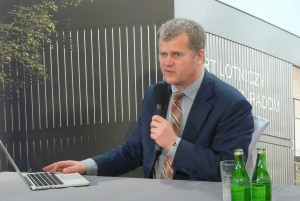 Prezes Mariusz Szpikowski