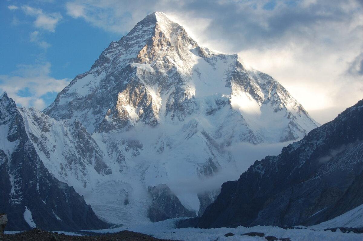 K2. fot. Wikipedia