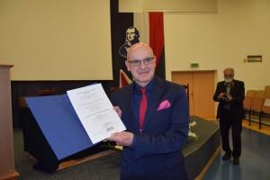 Prof. Sławomir Bukowski będzie nowym rektorem UTH
