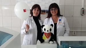 Na badania zaprasza kierownik Zakładu Diagnostyki Laboratoryjnej dr n. med. Brygida Beck z zespołem