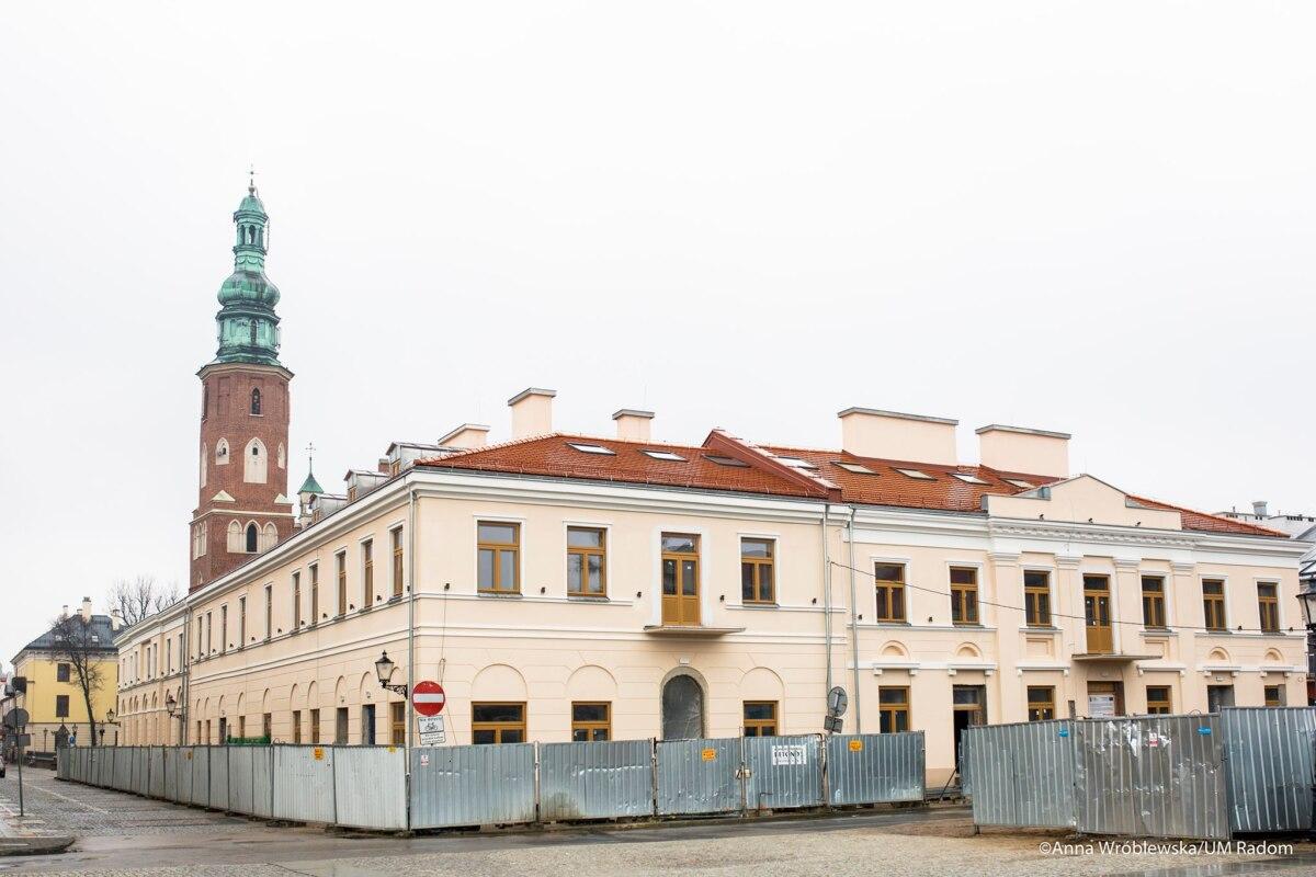 Fot. Anna Wróblewska/UM Radom