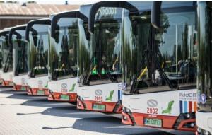 Po Radomiu jeżdżą już elektryczne autobusy